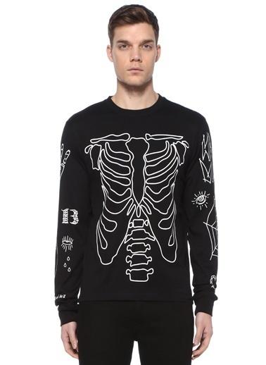 Beymen&Designer Tişört Siyah